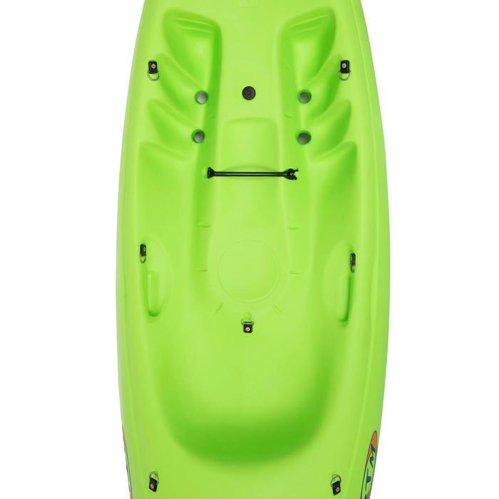 Kajak Hartschale Mojito 1-Sitzer grün