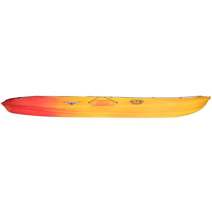Kayak Canoa Rígido Travesia Rotomod OCEAN QUATRO 4 PLAZAS (2 ADULTOS + 2 NIÑOS)
