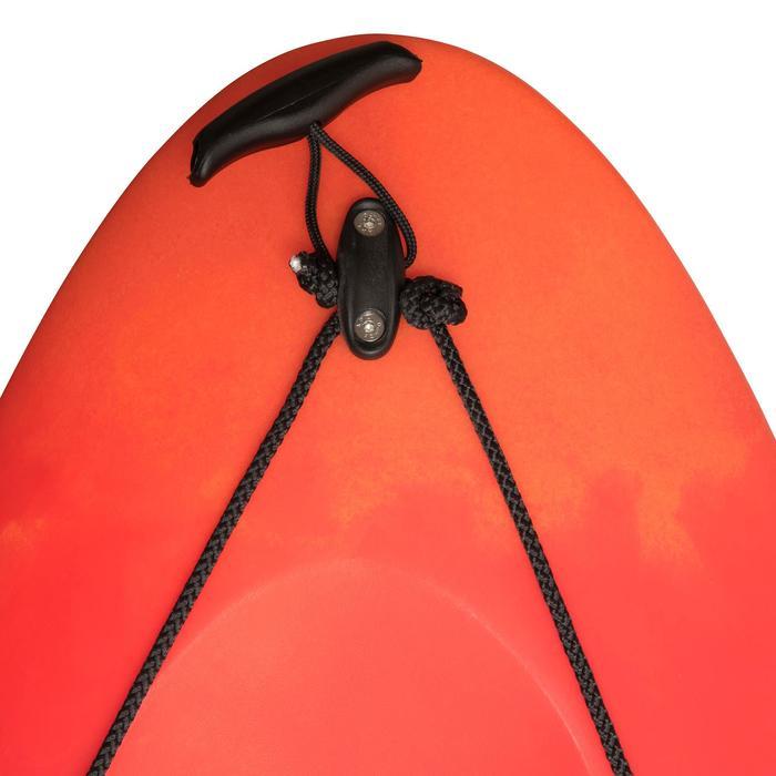 Hardshell kajak Ocean Quatro Rotomod met 4 plaatsen (2 volwassenen + 2 kinderen)