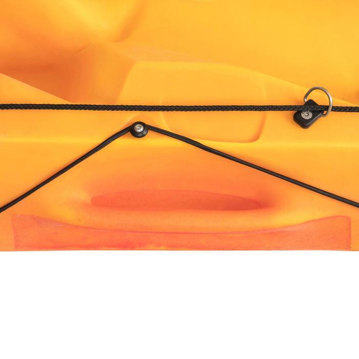 Kajak Hartschale Ocean 4-Sitzer (2 Erwachsene + 2 Kinder)