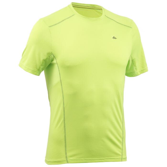 Tee Shirt Randonnée montagne MH500 manches courtes homme - 1269156