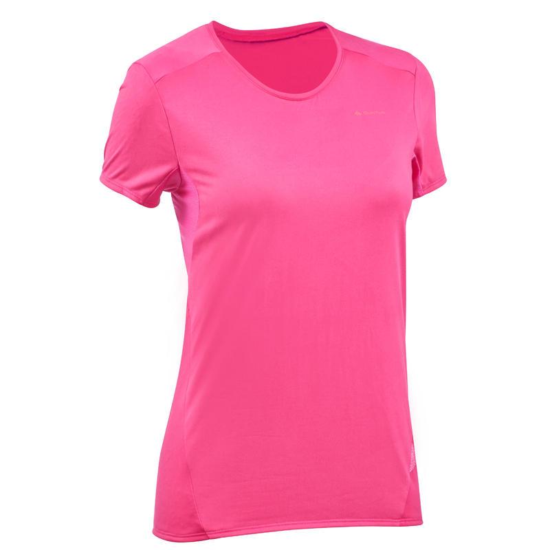 Women's T shirt MH100 - Hot Pink