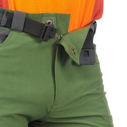 Herenbroek voor bergwandelen MH500 groen