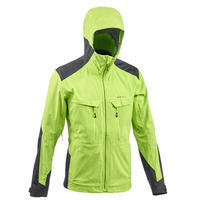 MH900 Men's Waterproof Mountain Walking Rain Jacket - Green Black