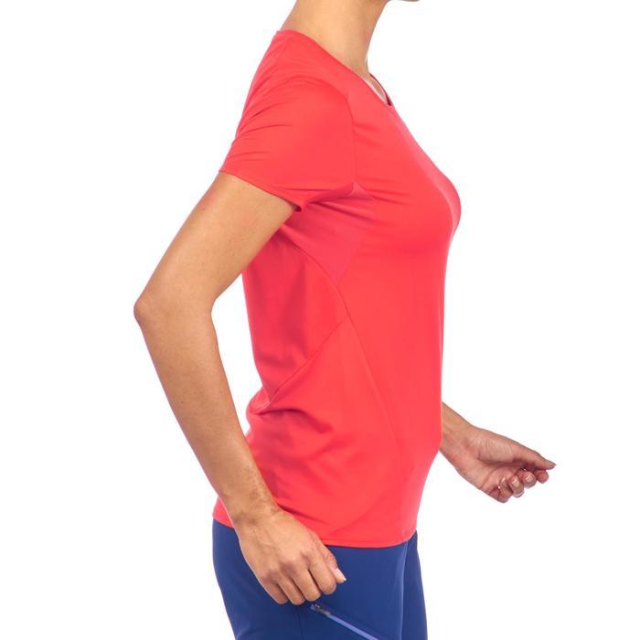 T-Shirt manches courtes de randonnée montagne MH100 femme - 1269271
