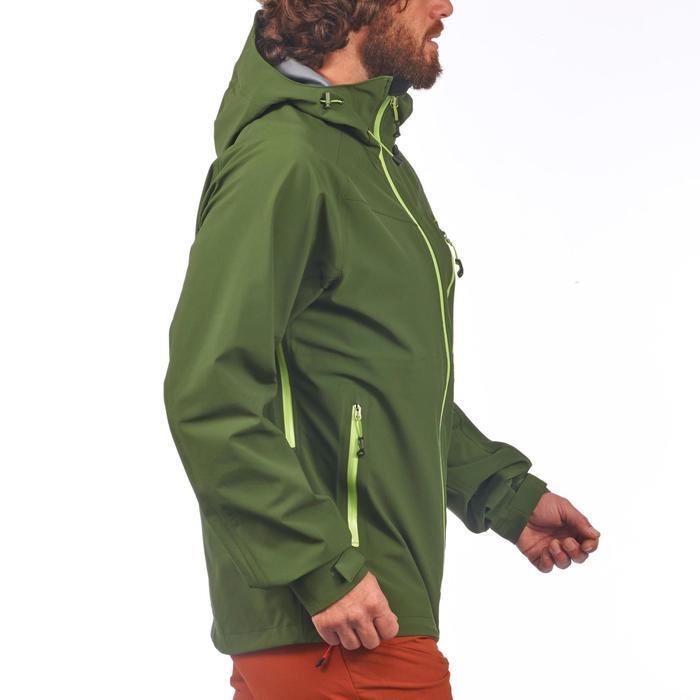 Veste pluie imperméable randonnée homme Forclaz 400 - 1269348