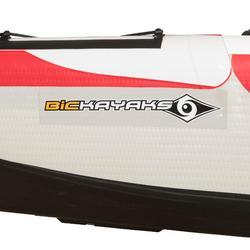 Kayak Canoa Hinchable Bic YAKKAIR FULL ALTA PRESIÓN 2 Plazas