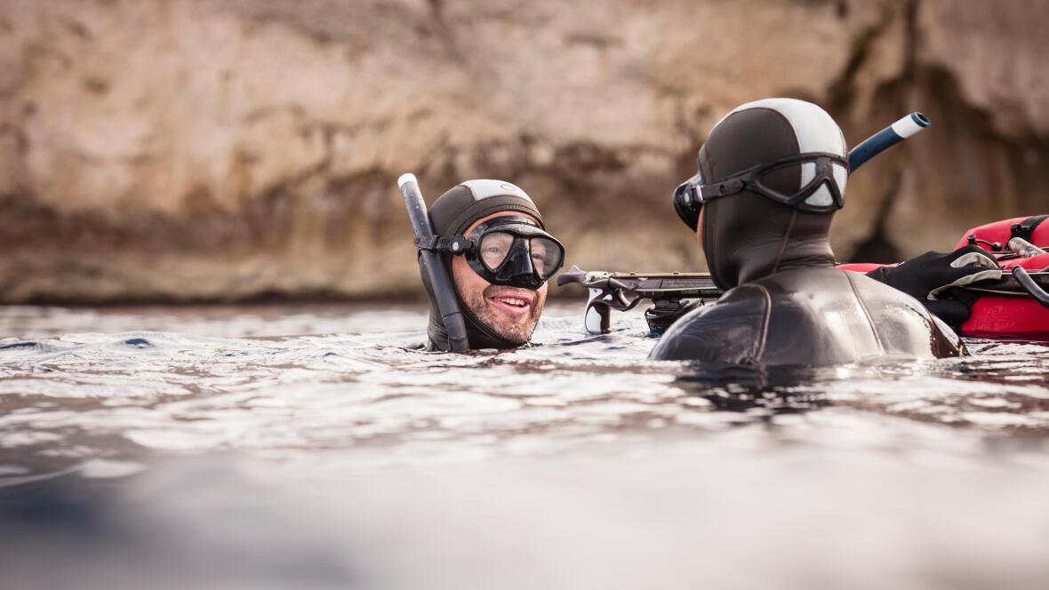 Comment trouver son spot de chasse sous-marine ?