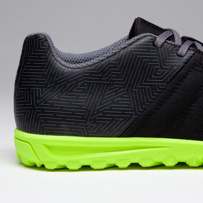 Chaussure de football enfant terrains durs Agility 300 HG noire - 1269517