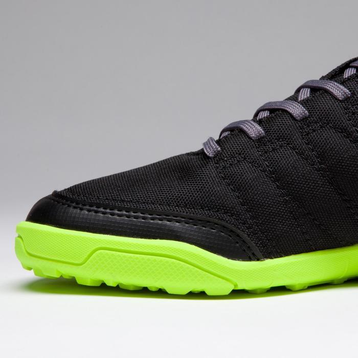 Chaussure de football enfant terrains durs Agility 300 HG noire - 1269518