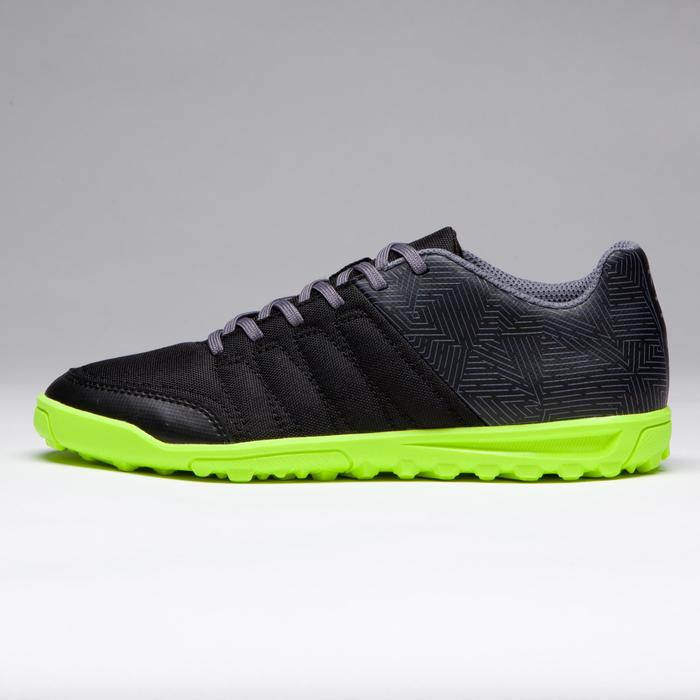 Chaussure de football enfant terrains durs Agility 300 HG noire - 1269520