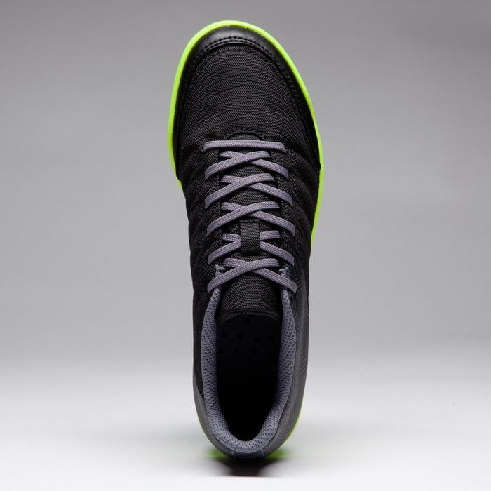 Chaussure de football enfant terrains durs Agility 300 HG noire - 1269522