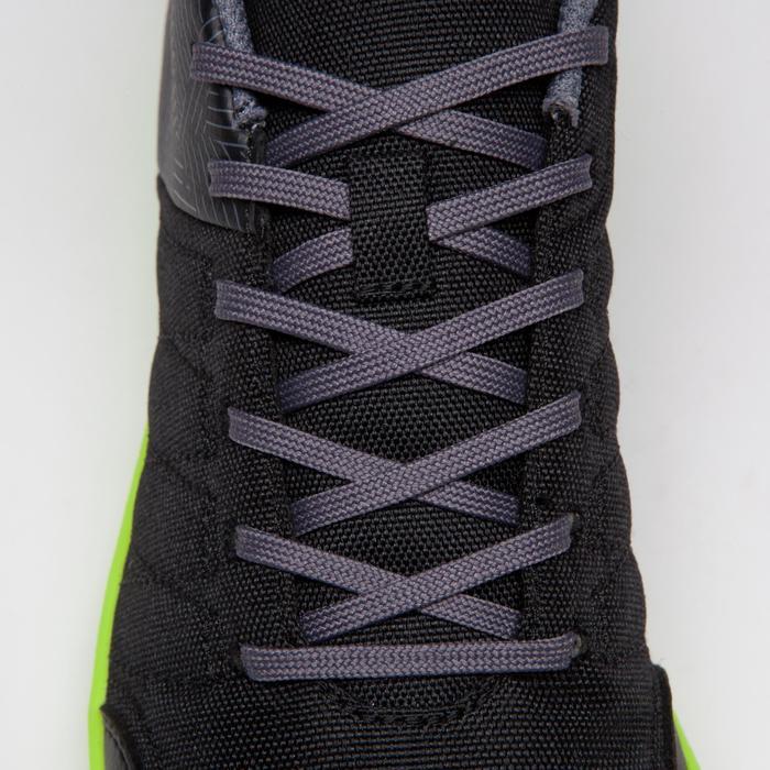 Chaussure de football enfant terrains durs Agility 300 HG noire - 1269525
