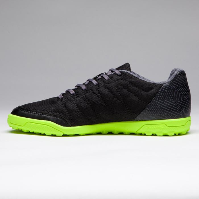 Chaussure de football enfant terrains durs Agility 300 HG noire - 1269528