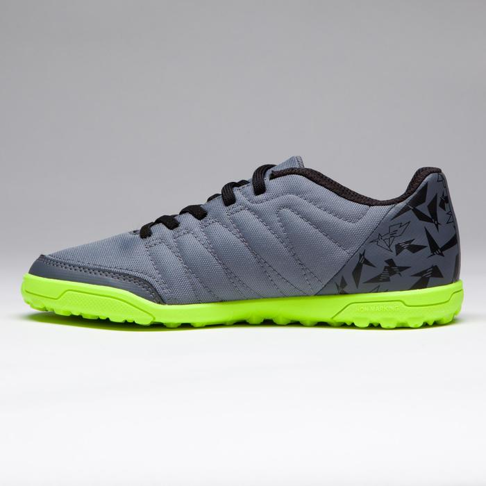 Chaussure de football enfant terrains durs Agility 300 HG noire - 1269533