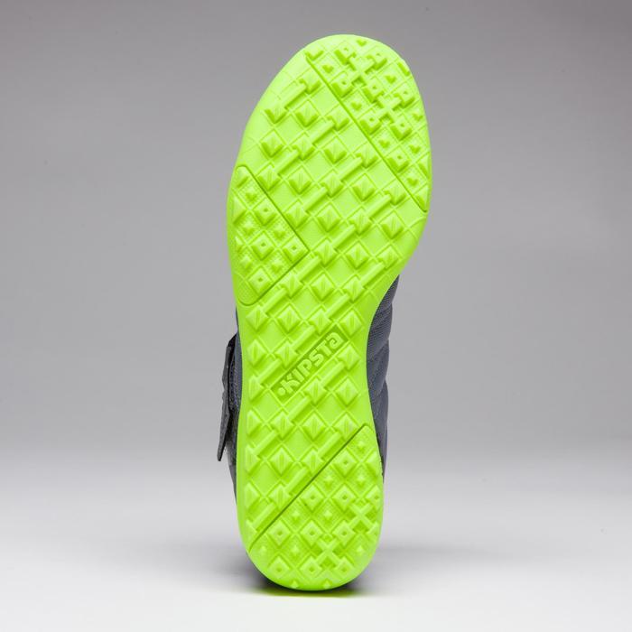 Chaussure de football enfant terrains durs Agility 300 HG noire - 1269536