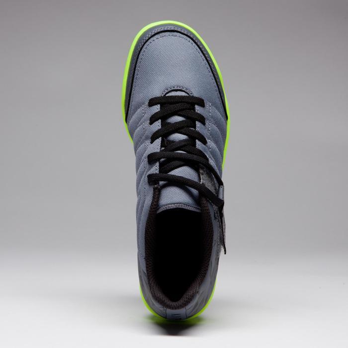 Chaussure de football enfant terrains durs Agility 300 HG noire - 1269537