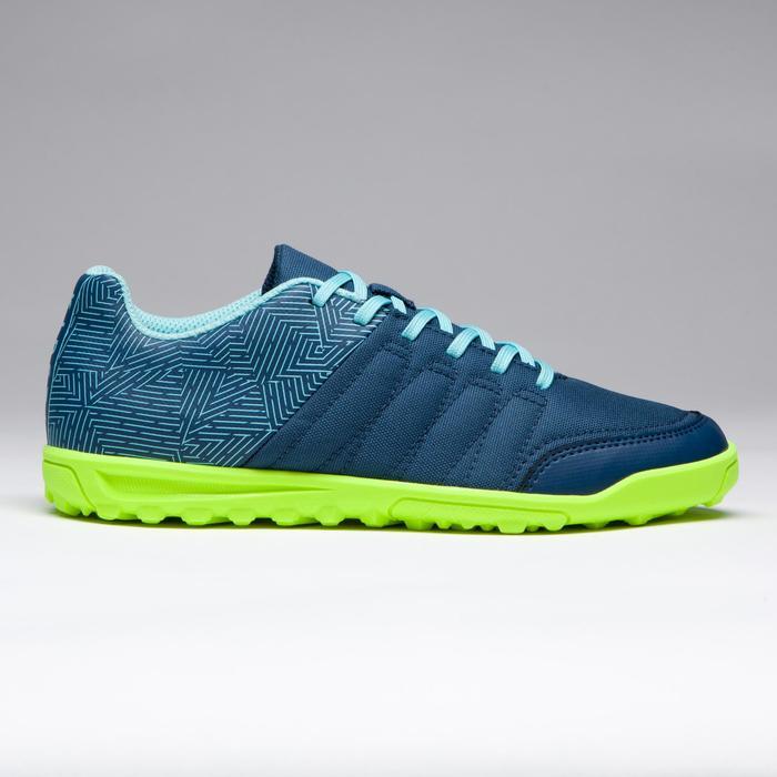 Chaussure de football enfant terrains durs Agility 300 HG noire - 1269653