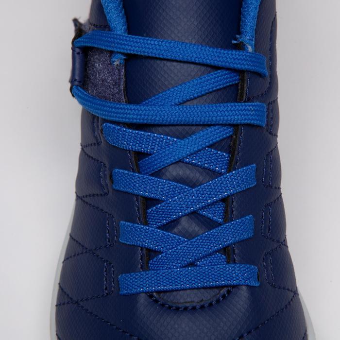 Chaussure de football enfant terrains durs Agility  300 HG à scratch bleue - 1269721