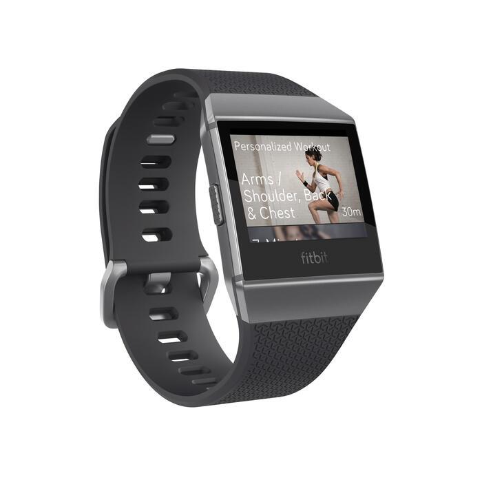 Montre-coach connectée Ionic avec cardio au poignet, GPS et musique - 1269748