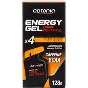 Energijski gel z okusom citrusov za dolge razdalje (4 x 32 g)