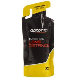 PROMO Boisson isotonique ISO+Citron 650g + Energy gel Long Distance Citron 4x32g