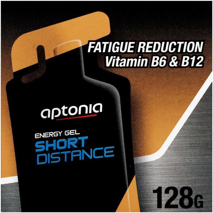 Energiegel korte afstand gezouten karamel 4x32 g