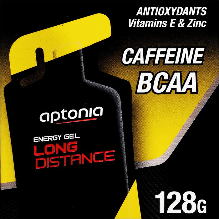 Energiegel lange afstand citroen 4x32 g