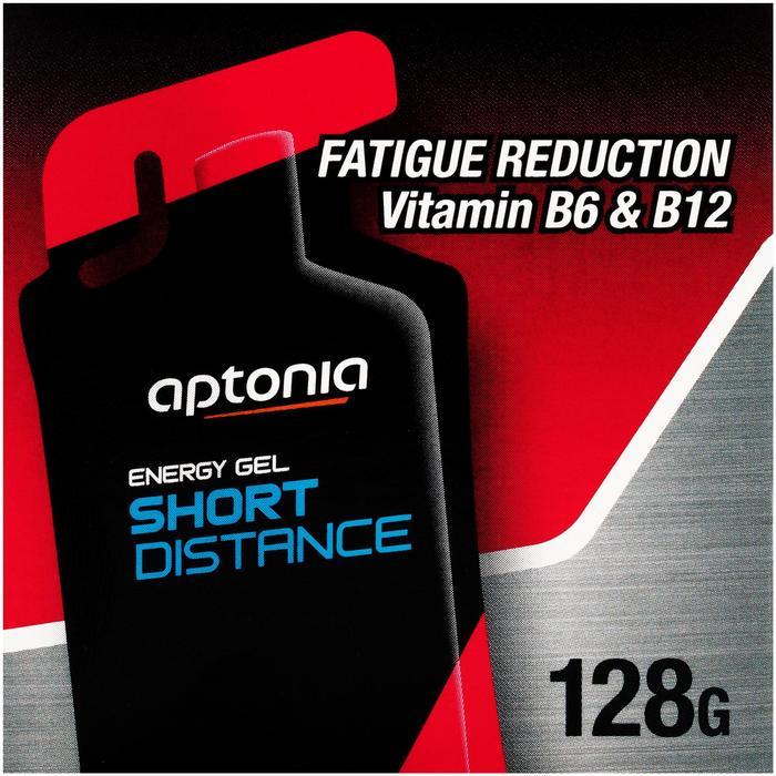 Energiegel Short Distance framboos 4x 32 g