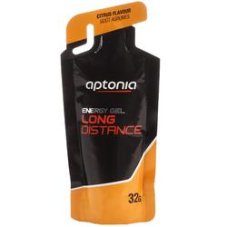 Gel énergétique ENERGY GEL Long Distance agrumes 4 x 32g