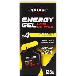 Gel énergétique ENERGY GEL LONG DISTANCE Citron 4x32g