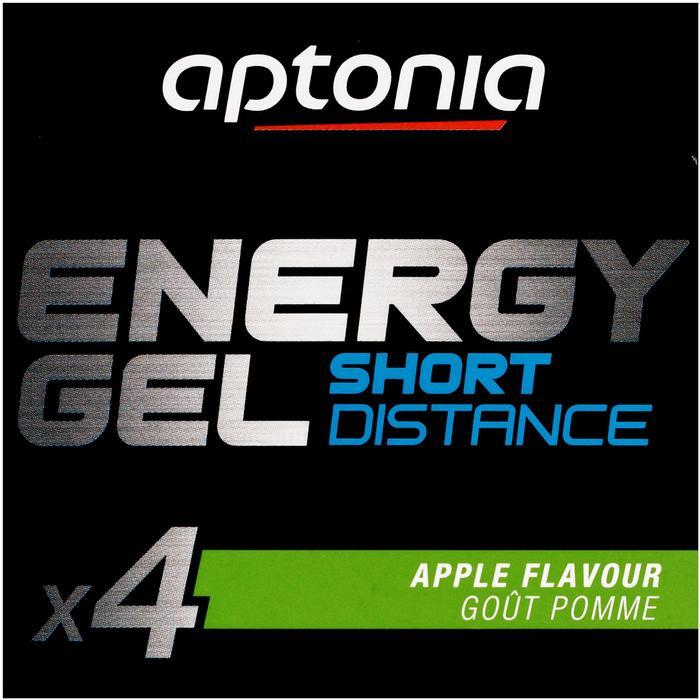 Energy-Gel Kurzdistanz Apfel 4×32g
