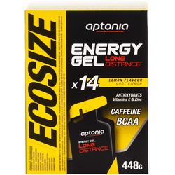 Energy Gel Long Distance Ecosize Zitrone 14 × 32 g
