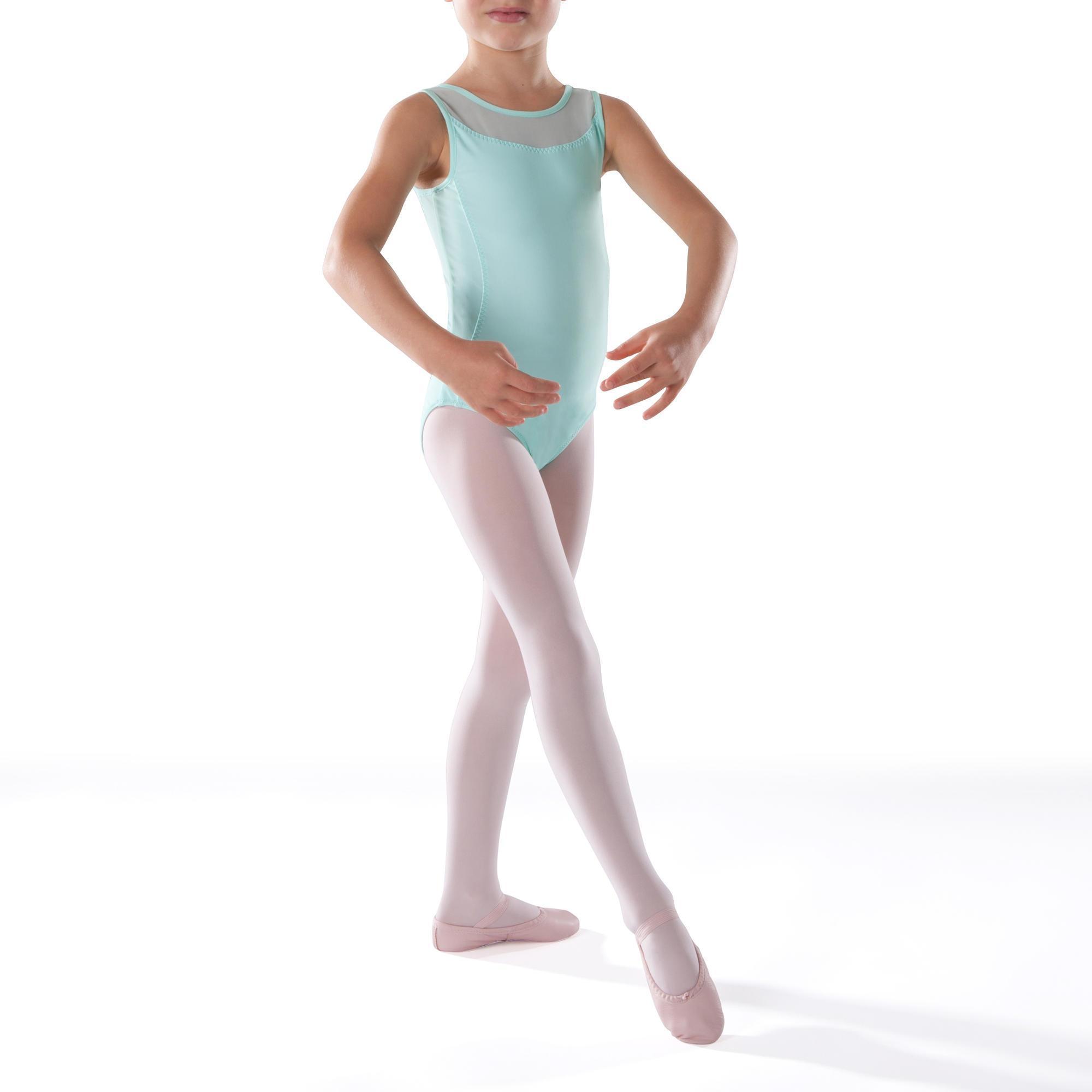 Domyos Balletpakje in twee stoffen voor meisjes