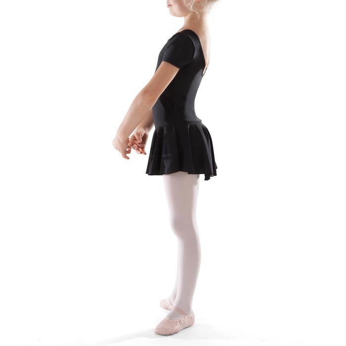 Túnica de danza clásica niña negro