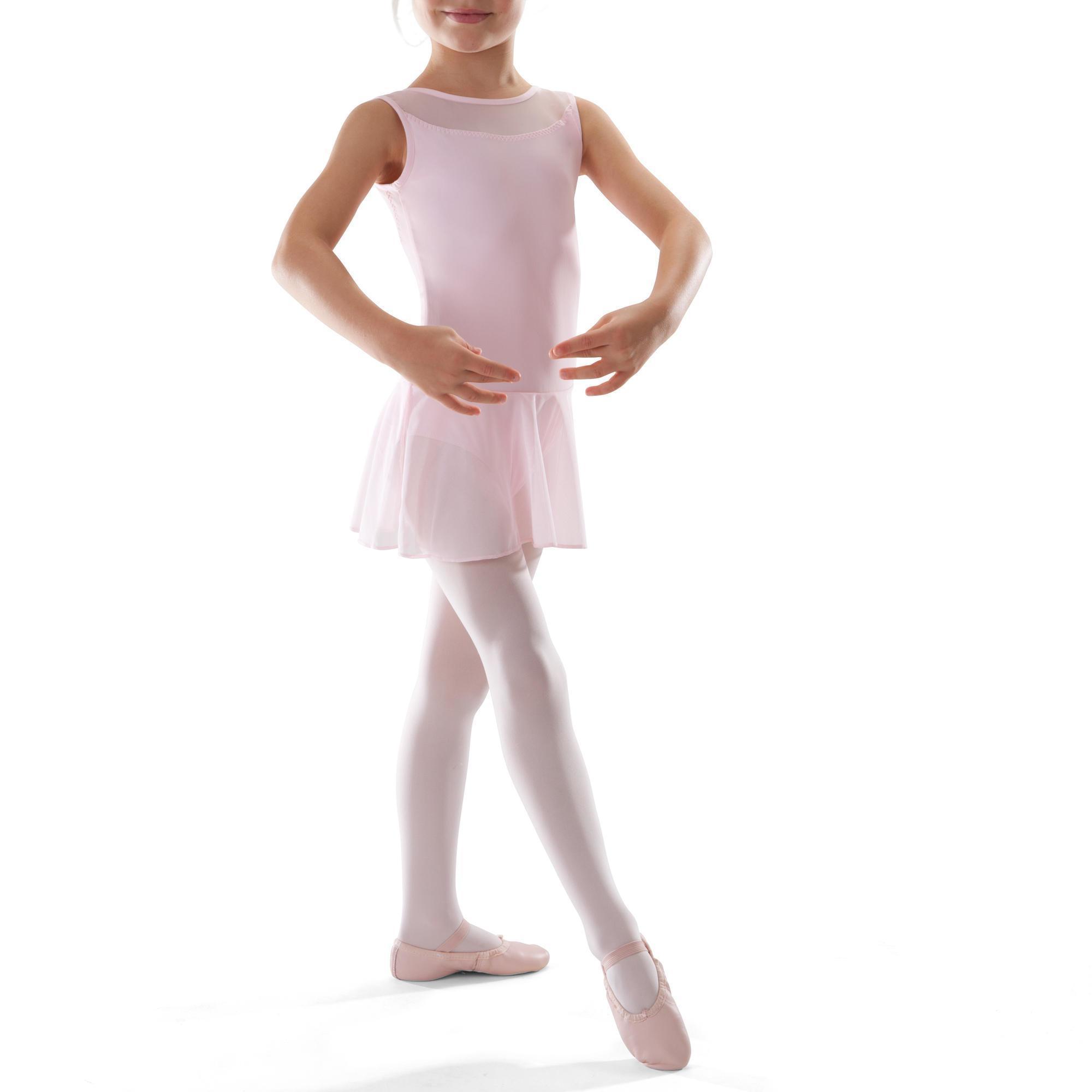 Mädchen,Kinder Tunika Ballett Mädchen rosa | 03608419192377
