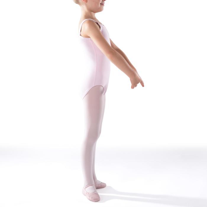 Maillot de danza clásica rosa