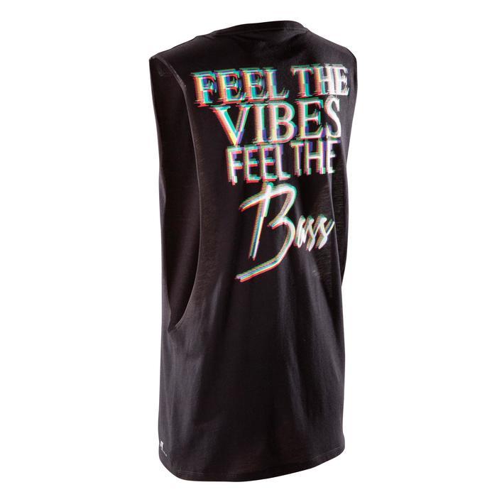 T-shirt sans manche de danse femme - 1270013