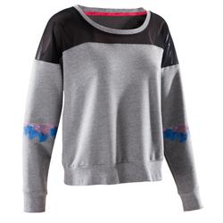 Women's Dance Sweatshirt - Grey
