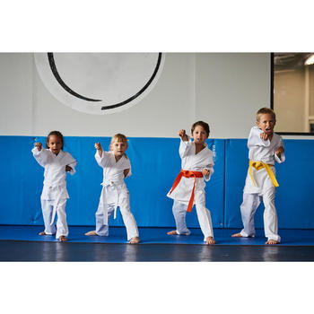 KARATEGI KIMONO DE KARATE OUTSHOCK 100 JUNIOR