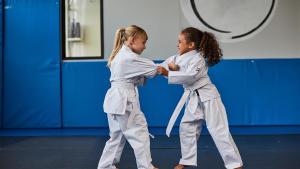 judo voor kinderen