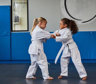 benefícios do desporto para as crianças