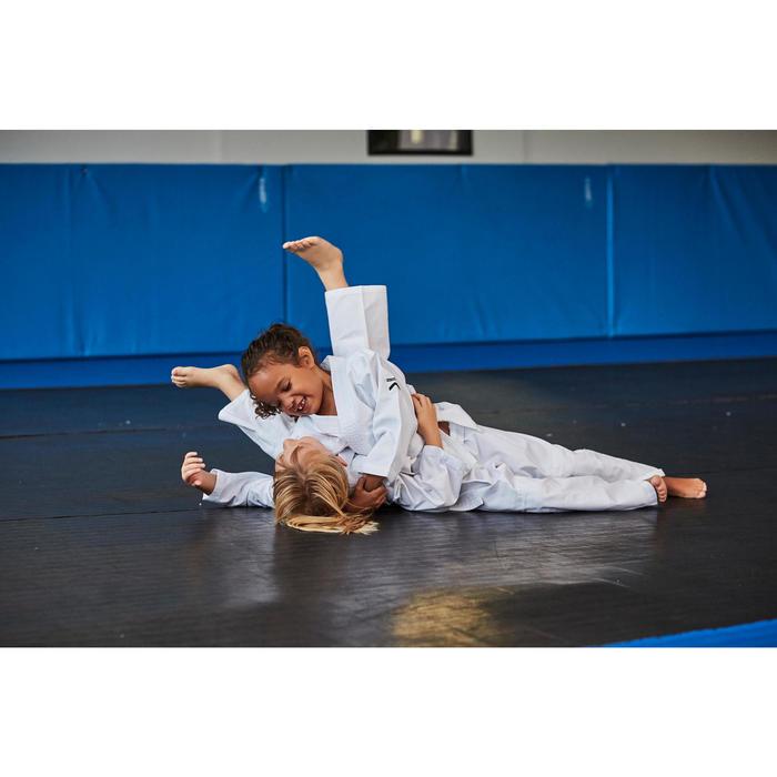 Judoanzug 200 Aikido Jiu-Jitsu Kinder Einsteiger