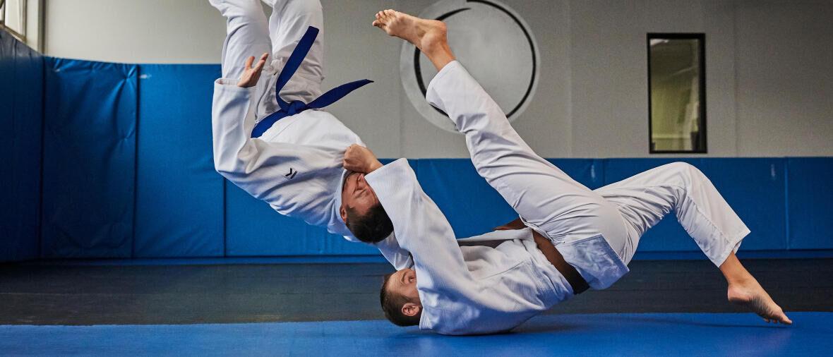 sport senior : et si vous tentiez le judo