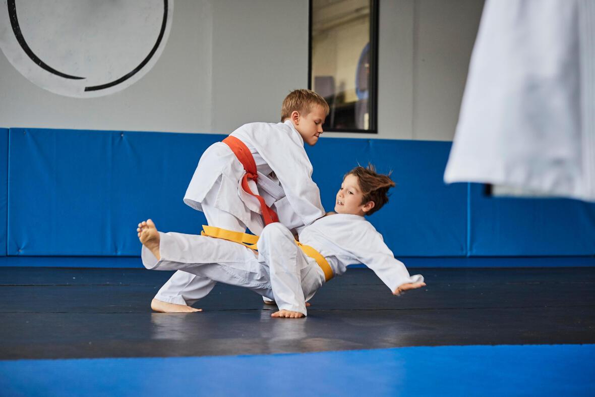 outshock judo kinderen