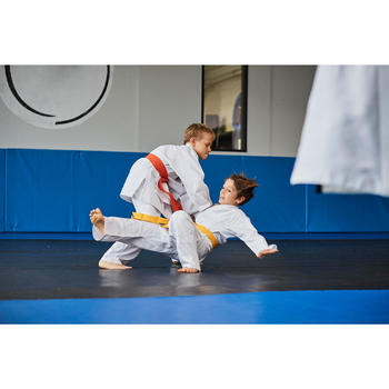 Judoanzug 350 Aikido Jiu-Jitsu Kinder
