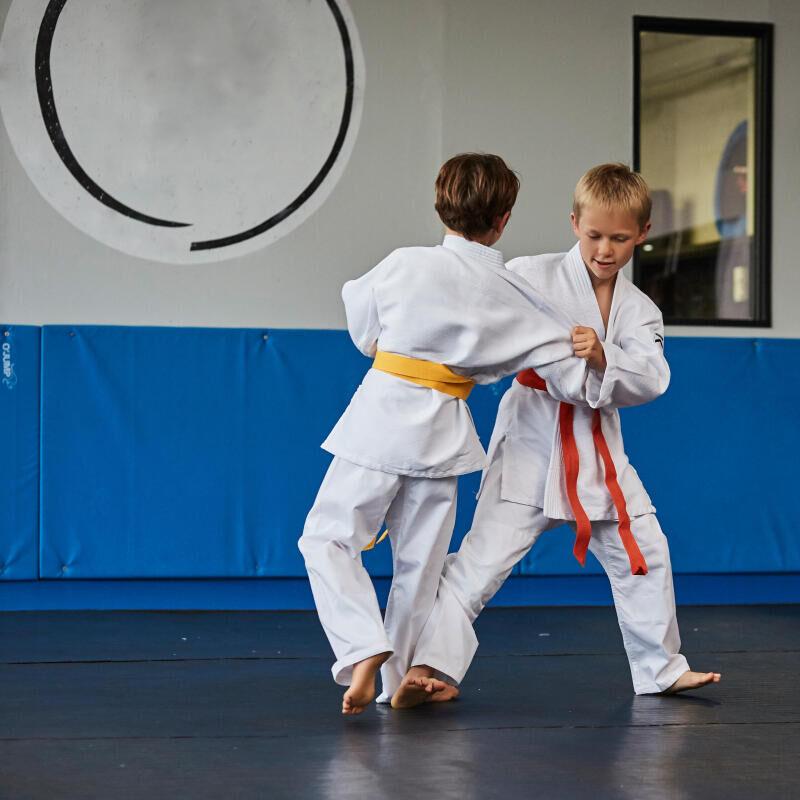 faire du judo enfant