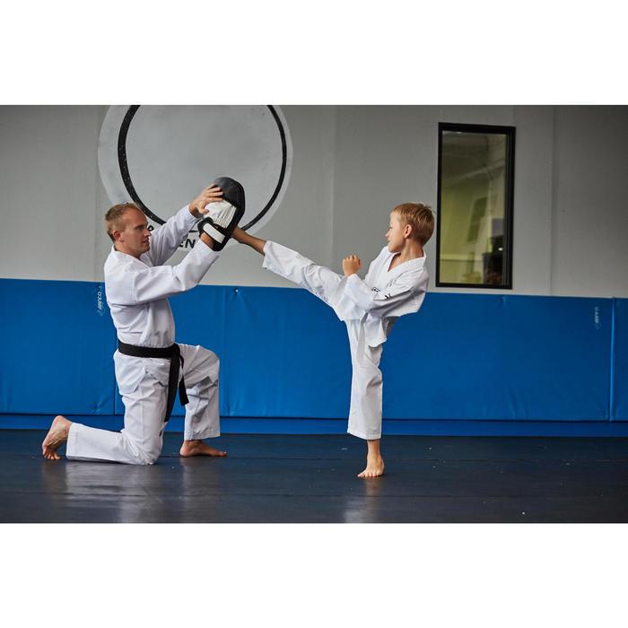 Dobok júnior taekwondo Outshock 100 blanco (cinturón no incluido)