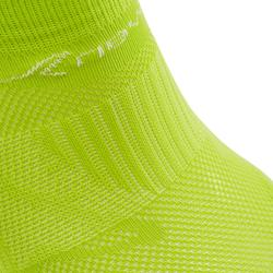 Calcetines para caminar SK 500 Fresh Invisible verde