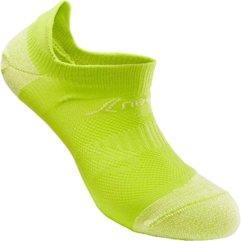 SPORT WALKING SOCKS - SK 500 Fresh junior green NEWFEEL